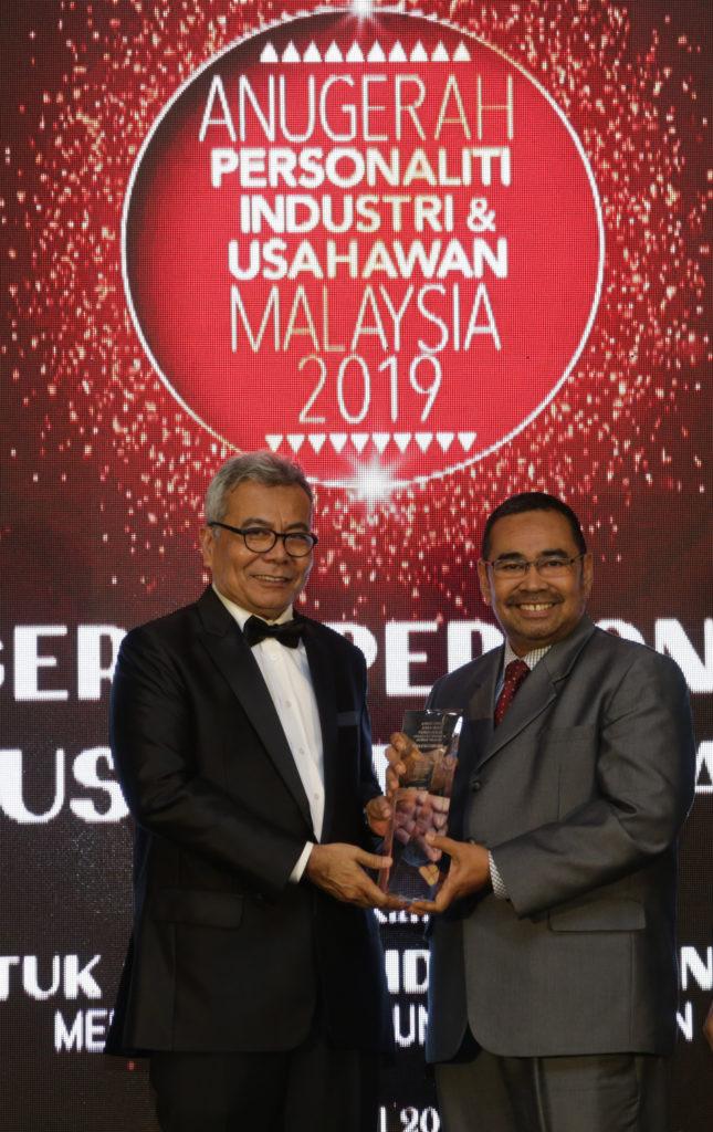 Anugerah Syarikat Terunggul (Pakej Katering & Dewan Majlis) Felda D'Saji Sdn Bhd